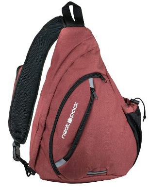 Versatile Canvas Sling Bag:Urban Travel Backpack