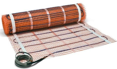 6 ft. x 30 in. 120V Radiant Floor-Warming Mat