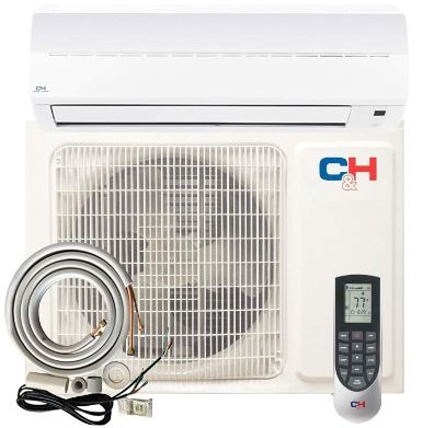 COOPER AND HUNTER Mini Split Ductless Air Conditioner