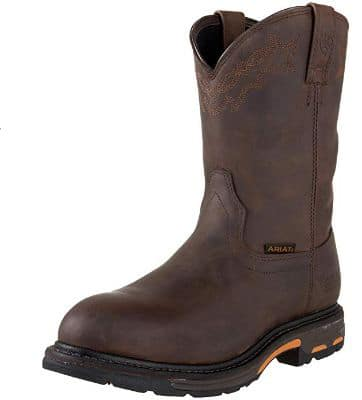 Ariat Men's Workhog Pull-on Waterproof Pro Work Boot