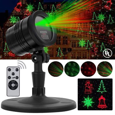 Christmas Laser Lights, Projector for Outdoor Garden Decorations