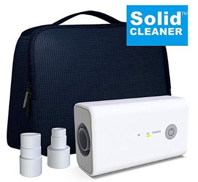 New SolidCLEANER CPAP Cleaner and Sanitizer