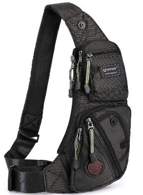 Nicgid Sling Bag Chest Shoulder Backpack
