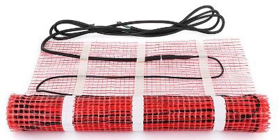 Happybuy 40sqft Electric Radiant Floor Heating Mat 120V Electric Radiant Floor Heat