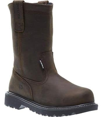 Wolverine Men's Floorhand Waterproof 10 Soft Toe Work Boot