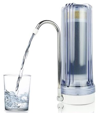 APEX MR-1030 Countertop Water Filter