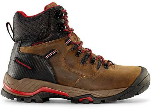 Maelstrom Zion Men's 6 Earth Brown Waterproof Work Boot