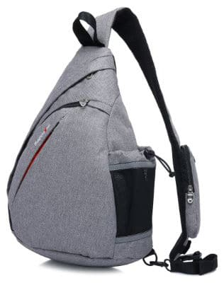 Magictodoor Sling Bag Travel Backpack