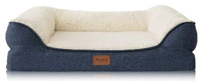 Petsure 28:36:45 inches Orthopedic Memory Foam Dog Bed