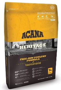 ACANA Heritage Dry Dog Food
