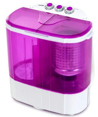 Portable Washing Machine, Kuppet 10lbs Compact Mini Washer