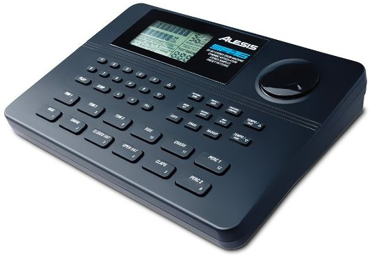 Alesis SR-16 | Studio-Grade Standalone Drum Machine With On-Board Sound Li-brary