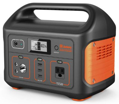 Jackery Portable Power Station Explorer 500, 518Wh Outdoor Mobile Lithium Battery