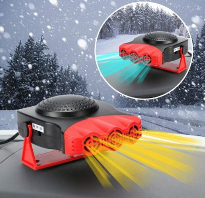 Car Heaters Portable, Car Heater That Plugs into Cigarette Lighter Car Defroster Car Defogger Car Heater