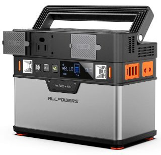 ALLPOWERS Portable Power Station Portable Generator