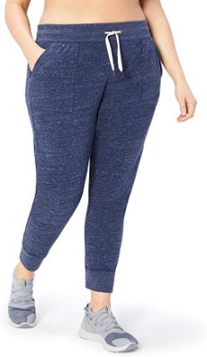 Amazon Brand - Core 10 Women's (XS-3X) Lightweight Cool down Jogger Sweatpants