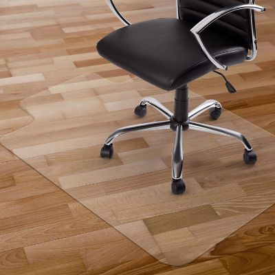 Kuyal Clear Chair Mat, Hard Floor Use