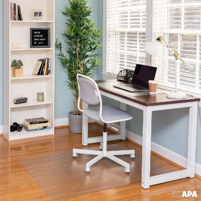 Office Chair Mat for Hardwood Floors 36 x 48