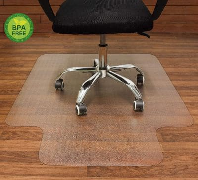 AiBOB Office Chair mat for Hardwood Floor, 36 x 48 inches