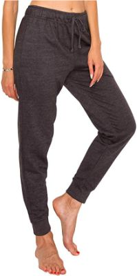 EttelLut Joggers Exercise Yoga Sweatpants Pajama Activewear Pockets Pants