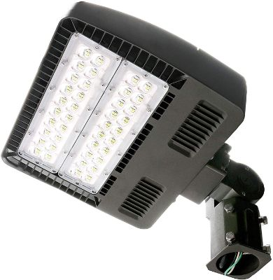 ELECALL LED Parking Lot Light