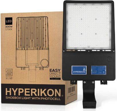 Hyperikon LED Parking Lot Lights