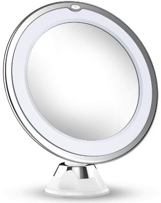 Updated 2020 Version 10X Magnifying Makeup Mirror
