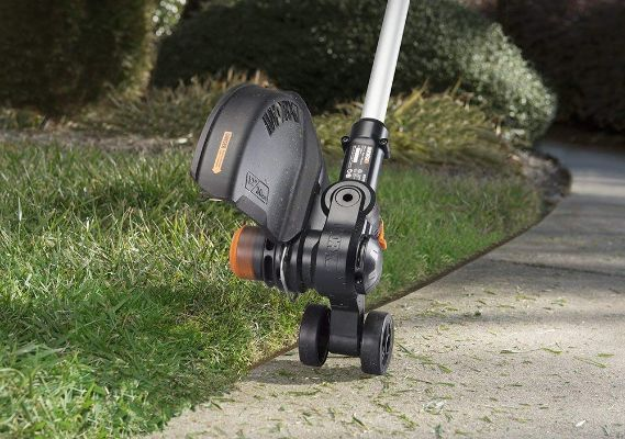 WORX WG170 GT Revolution 20V 12 Grass Trimmer:Edger:Mini-Mower 2 Batteries & Charger