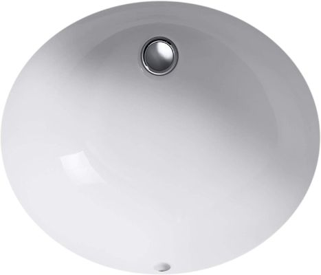 KOHLER K-2210-0 Caxton Under-Mount Bathroom Sink