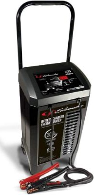 Schumacher SC1309 6:12V Wheeled Automatic Battery Charger