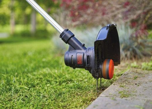 BLACK+DECKER String Trimmer : Edger