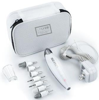 UTILYZE 10-in-1 Professional Electric Manicure & Pedicure Set