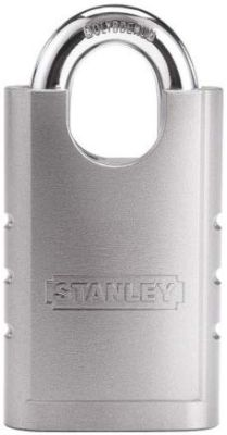 Stanley Hardware S828-160 CD8820 Shrouded Hardened Steel Padlock