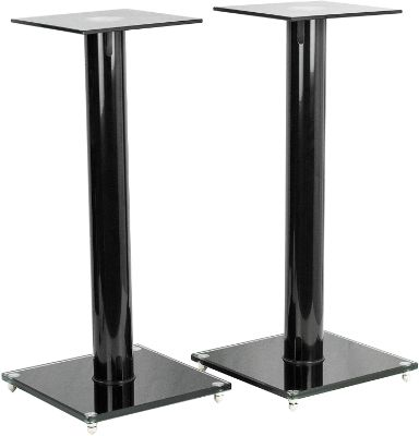 VIVO Premium Universal 23 inch Floor Speaker Stands