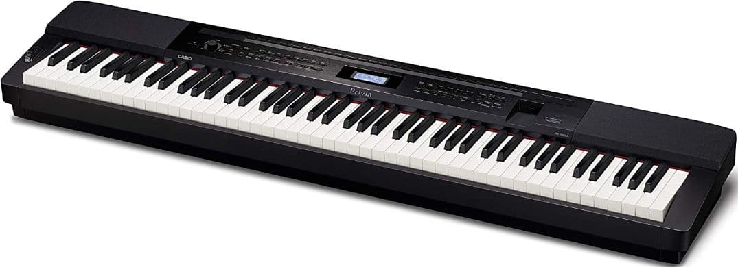Casio PX-350 BK 88-Key Touch Sensitive Privies Digital Piano with AIR Acoustic and Intelligent Resonation System