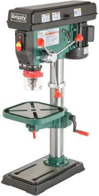 Grizzly Industrial G7943-14 Heavy-Duty Benchtop Drill Press