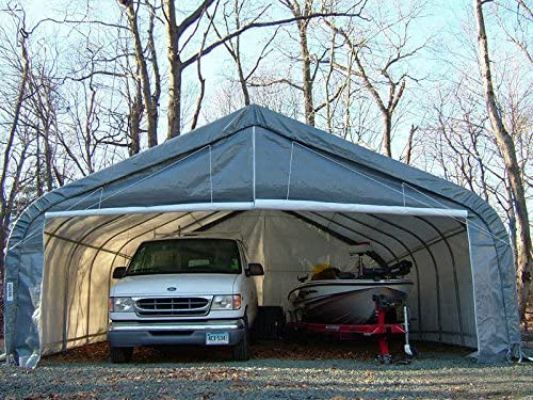 Instant:Portable:Temporary:Fabric Garages