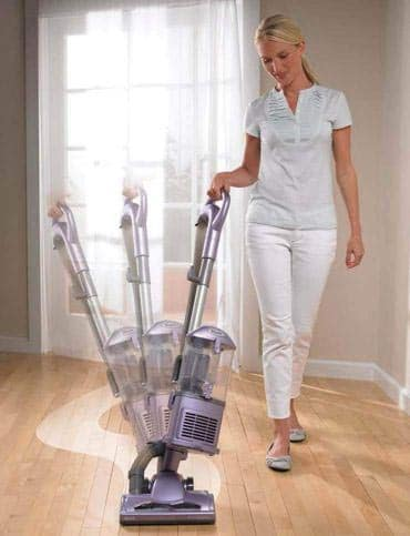 Shark Navigator Upright Vacuum for Carpet and Hard Floor with Lift-Away Handheld HEPA Filter, and Anti-Allergy Seal (NV352)