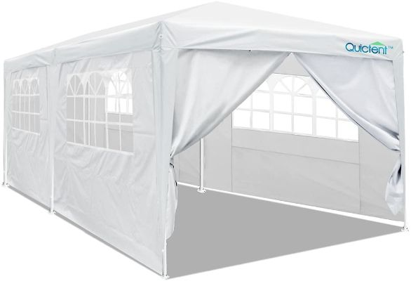 Quictent 10'x20' Party Tent Gazebo Wedding Canopy