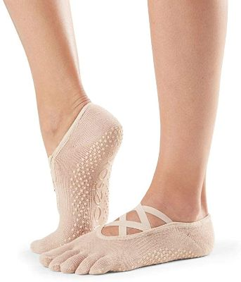 ToeSox Grip Pilates Barre Socks