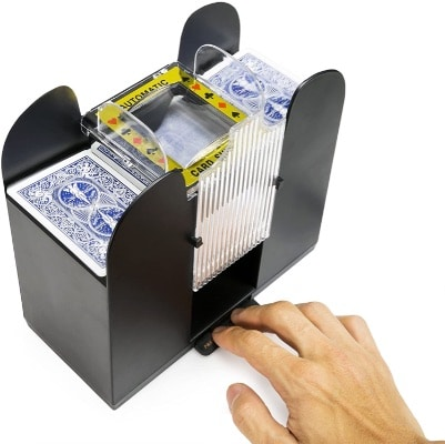 Automatic Card Shuffler With Casino Quality
