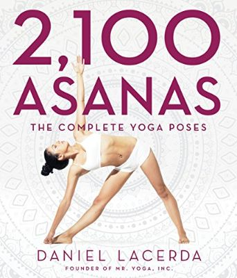 2,100 Asanas- The Complete Yoga Poses