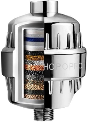High Out Universal Shower Water Filter