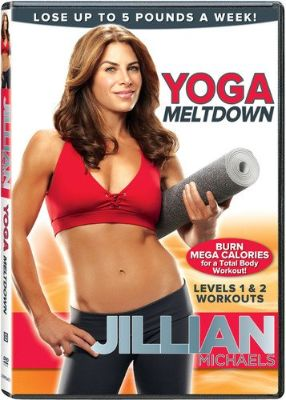 Jillian Michaels- Yoga Meltdown