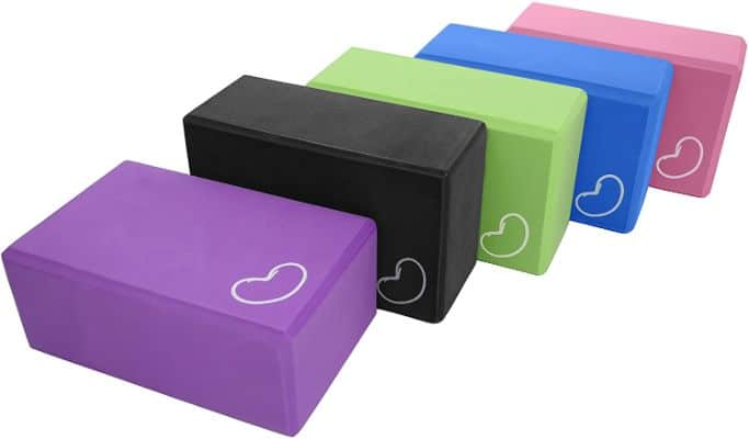 Bean Products Yoga Blocks