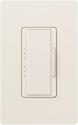 Lutron Maestro C.L Dimmer Switch for Dimmable LED, Halogen & Incandescent Bulbs, Single-Pole or Multi-Location