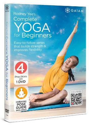Rodney Yee's Complete Yoga for Beginners