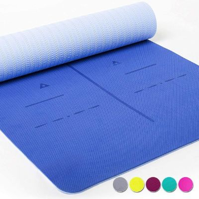 Heathyoga Eco-Friendly Non-Slip Yoga Mat