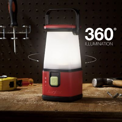 Energizer LED Camping Lantern Flashlight