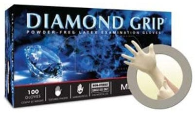 MICROFLEX Diamond Grip Glove